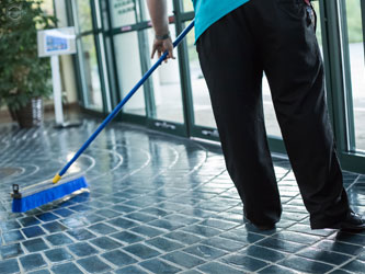 Hard Floor Maintenance - we offer a premium service for hard surface floors of any kind